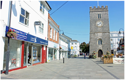 Newton Abbot Mortgage Guy Office Pic
